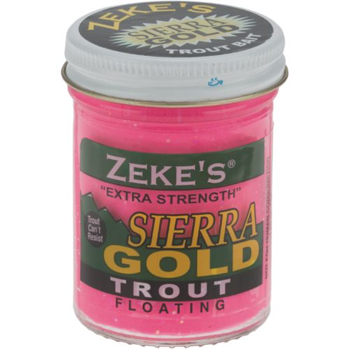 Zeke 39 s sierra gold floating trout bait academy for Zeke s fish