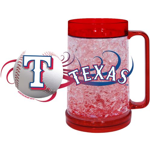 Hunter Texas Rangers 16 oz. Freezer Mug