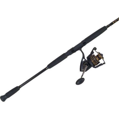 Display product reviews for PENN® Battle II 8' M Saltwater Spinning Rod and 5000 Reel Combo