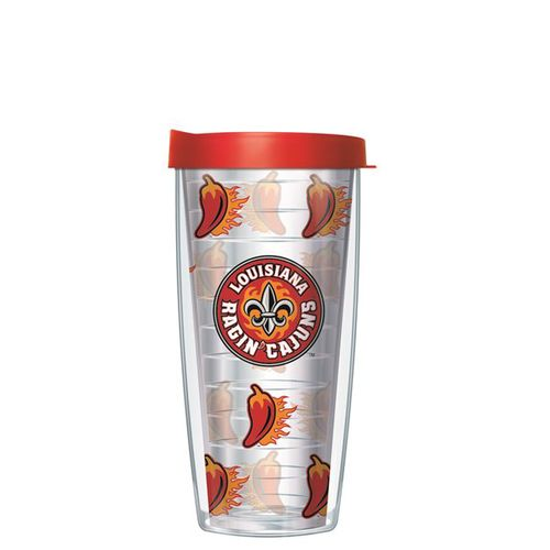 Signature Tumblers University of Louisiana at Lafayette Super