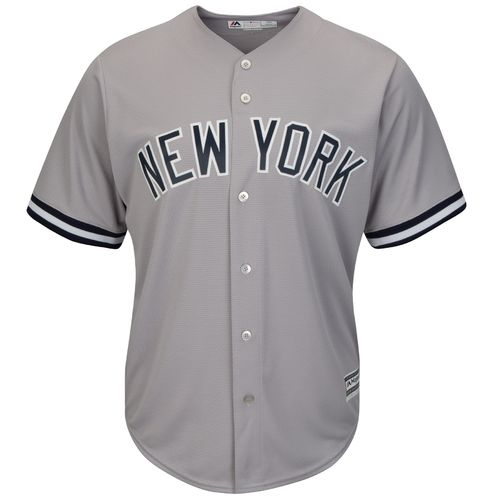 Majestic Men's New York Yankees Jacoby Ellsbury #22 Cool Base® Replica Jersey - view number 2