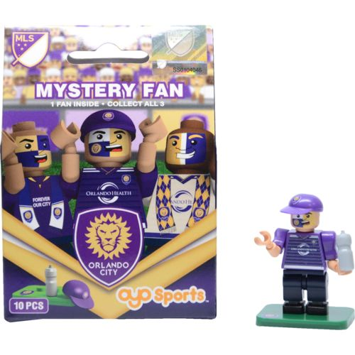 OYO Sports Orlando City SC Mystery Fan Pack
