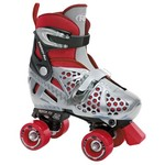 Roller Derby Boys' Trac Star Adjustable Quad Skates