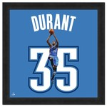 "Photo File Oklahoma City Thunder Kevin Durant #35 UniFrame 20"" x 20"" Framed Photo"