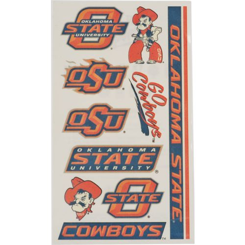 WinCraft Oklahoma State University Temporary Tattoos