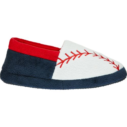 Austin Trading Co. Kids' Baseball Slippers
