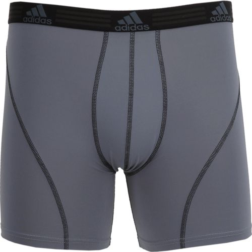 adidas™ Men's Sport Performance climalite® Boxer Briefs 2-Pack