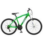 "Mongoose® Boys' Mech 24"" 21-Speed Mountain Bicycle"
