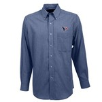 Antigua Men's Houston Texans Associate Long Sleeve Shirt