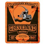 The Northwest Company Cleveland Browns Marquee Fleece Throw - view number 1