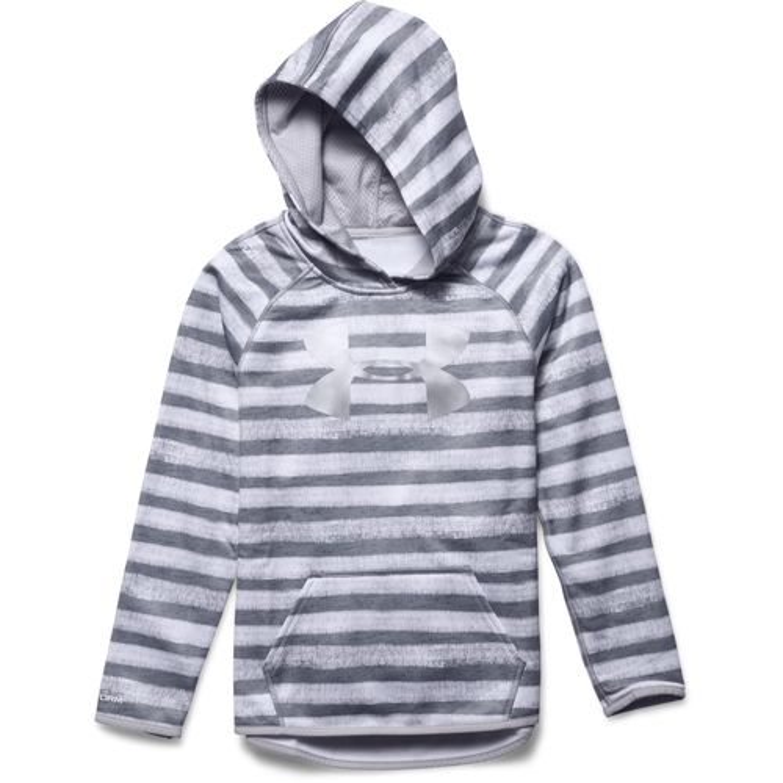 Display product reviews for Under Armour™ Girls' UA Armour® Fleece Printed Big Logo Hoodie