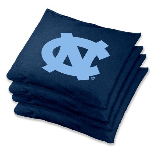Wild Sports University of North Carolina Regulation Beanbags 4-Pack