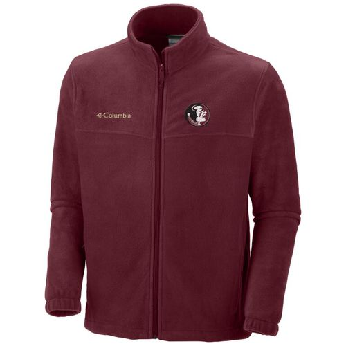 Columbia Sportswear Men's Florida State University Collegiate Flanker™ II Full Zip Fleece J