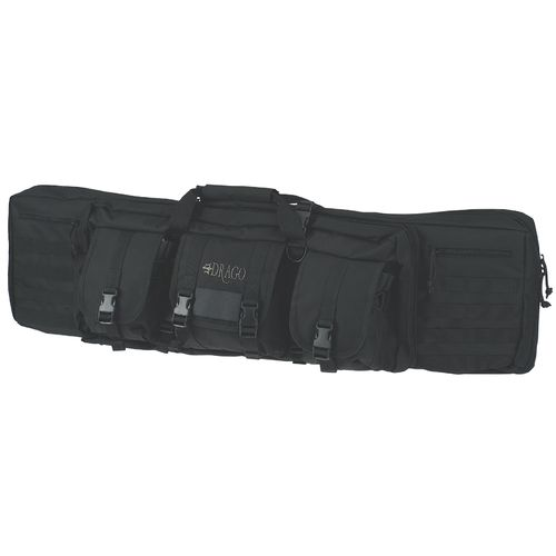 "Drago Gear 42"" Single Gun Case-Black"