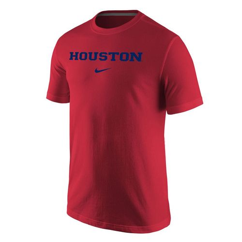 Nike™ Men's University of Houston Core Short Sleeve