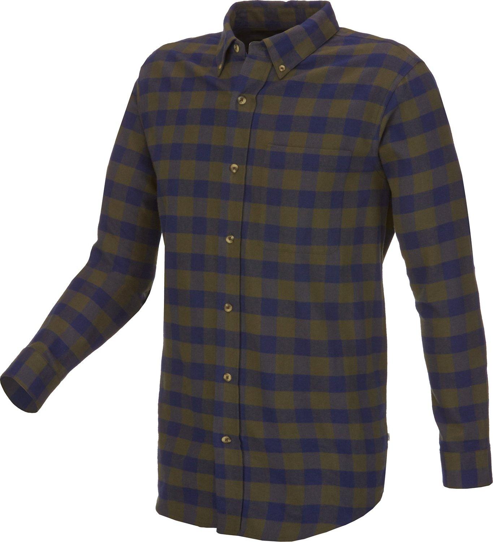 Magellan Outdoors™ Men's Single Pocket Brushed Twill Long Sleeve Shirt