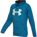 Under Armour® Men's Storm Armour® Fleece Big Logo Twist Hoodie