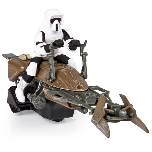 Air Hogs Star Wars RC Speeder Bikes 4-Pack