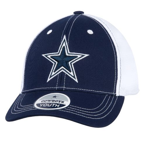 Image for nike kids 39 dallas cowboys onfield cap from academy for Dallas cowboys fishing hat