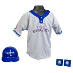 Franklin Kids' Texas Rangers Uniform Set