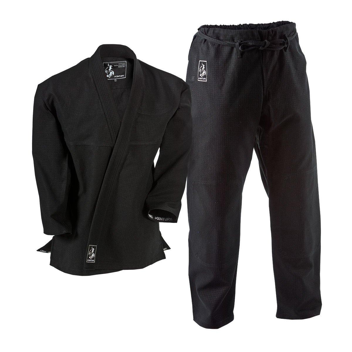Century® Men's Ripstop Brazilian Fit Jiu-Jitsu Gi Uniform