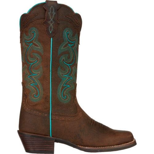 Justin Women's Silver Collection Western Boots