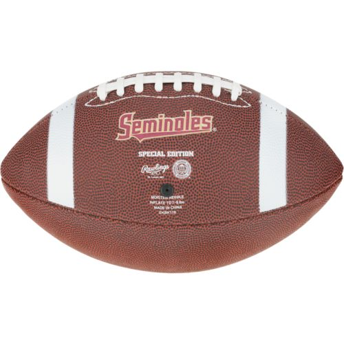 Rawlings Florida State University Game Time Full-Size Football - view number 1