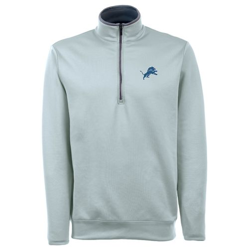 Antigua Men's Detroit Lions Leader Pullover