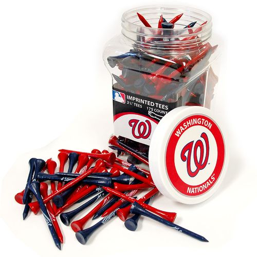 Team Golf Washington Nationals Tees 175-Pack - view number 1