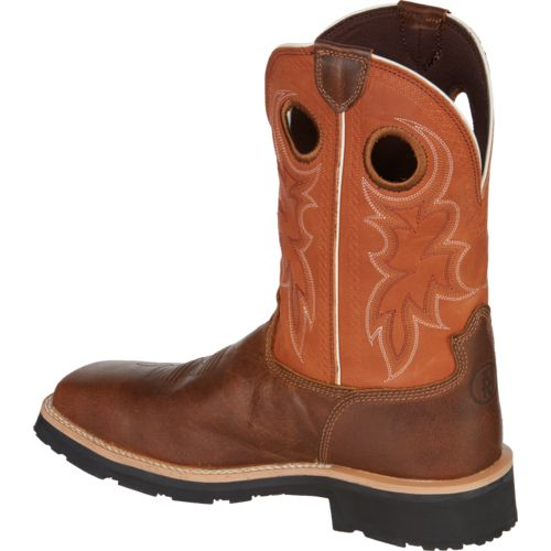 Tony Lama Men's Comanche 3R Waterproof Composition Toe Work Boots - view number 3