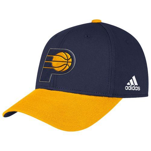 adidas™ Men's Indiana Pacers Structured Cap