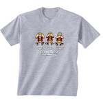 New World Graphics Infants' Florida State University No Evil T-shirt