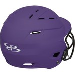 Boombah Kids' Defcon Sleek Profile Softball Helmet with Mask - view number 2