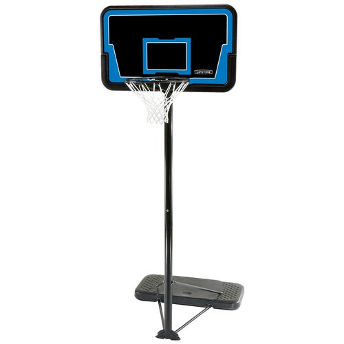 Lifetime Streamline 44' Polyethylene Portable Basketball Hoop