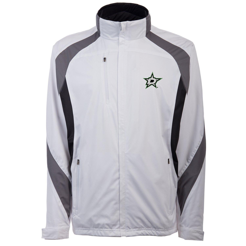 Antigua Men's Dallas Stars Tempest Full Zip Jacket