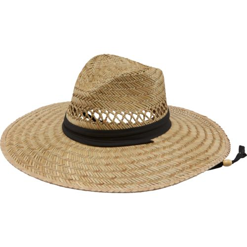 O'Rageous Men's Lifeguard Hat with Solid Band