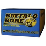 Buffalo Bore Jacketed Flat-Nose Centerfire Rifle Ammunition