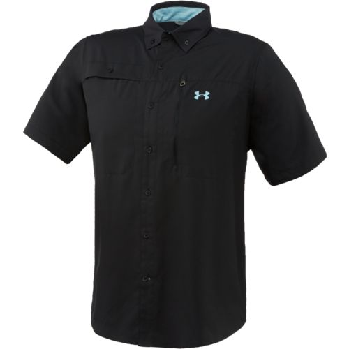 Under Armour™ Men's Short Sleeve Tide Swing Fishing Shirt