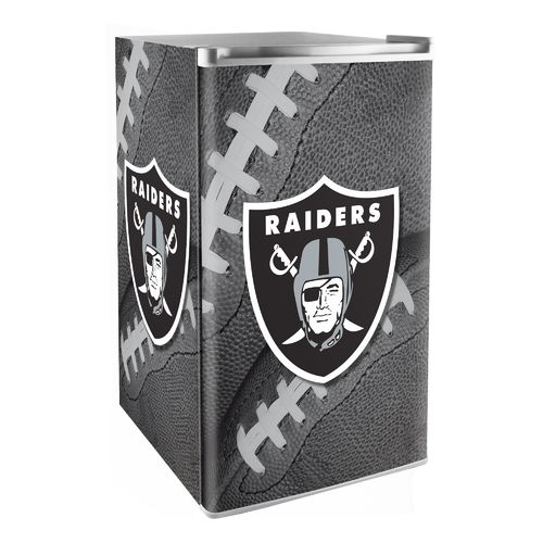 Boelter Brands Oakland Raiders 3.2 cu. ft. Countertop