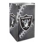 Boelter Brands Oakland Raiders 3.2 cu. ft. Countertop Height Refrigerator - view number 1