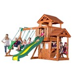 Backyard Discovery™ Tanglewood Wooden Swing Set - view number 1