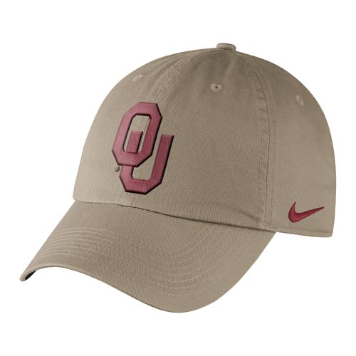 Nike™ Men's University of Oklahoma Dri-FIT Heritage86 Authentic Cap
