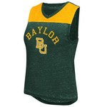 Colosseum Athletics Women's Baylor University Kiss Cam Tank Top