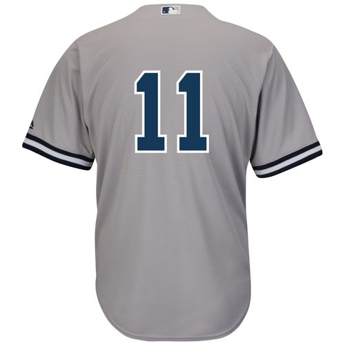 Majestic Men's New York Yankees Brett Gardner #11 Cool Base® Jersey
