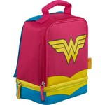 Thermos® Kids' Wonder Woman Dual Compartment Lunch Kit with Cape