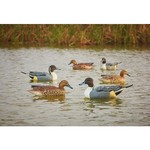 Game Winner® Carver's Edge Series 3-D Pintail Duck Decoys 6-Pack - view number 2