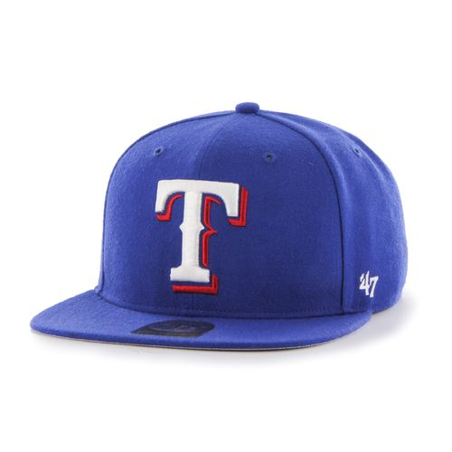 Display product reviews for '47 Adults' Texas Rangers Sure Shot Cap