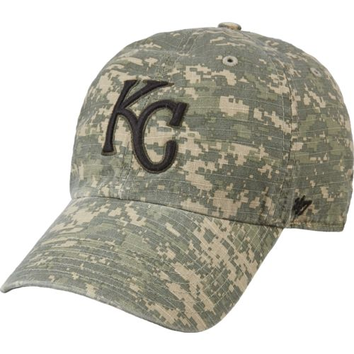 '47 Adults' Kansas City Royals Officer Clean Up Cap