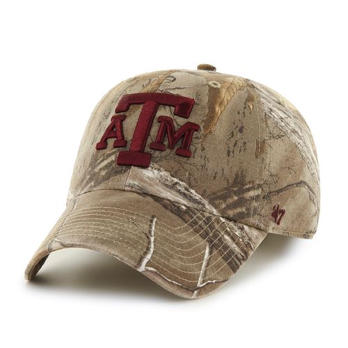 '47 Kids' Texas A&M University Realtree Clean Up Cap