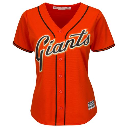 Majestic Women's San Francisco Giants Cool Base Replica Jersey